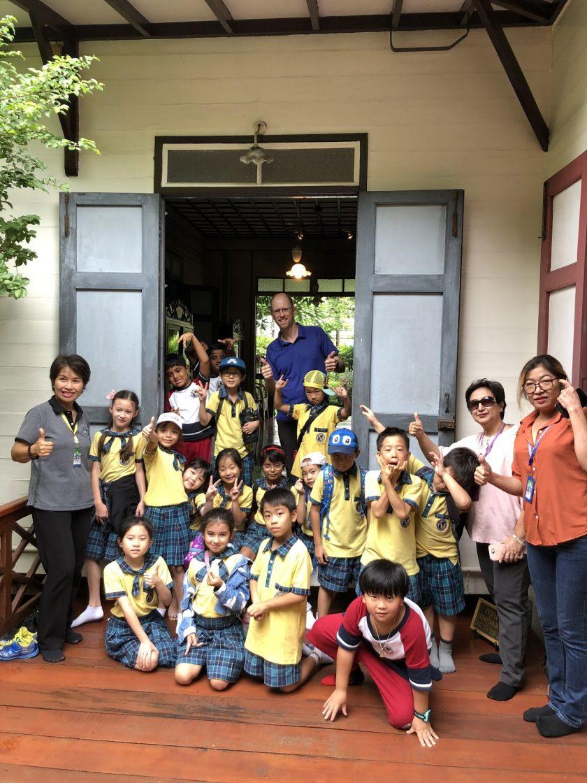 Grade 2 Field Trip: Bangkokian Museum