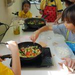 Cooking at Wells Bang Na