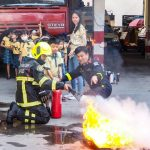 Wells Thong Lo| Grade 1 Field Trip at Phra Khanong Fire Station
