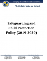 WIS Safeguarding and Child Protection Policy 2019-2020