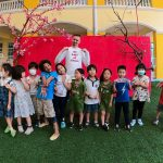 Wells Thong Lo Campus | 100 Days of School