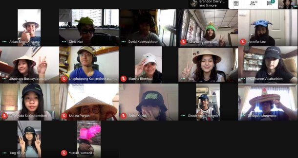 G9 Hat Day