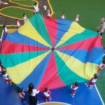 Wells Thong Lo | K1A Parachute Game