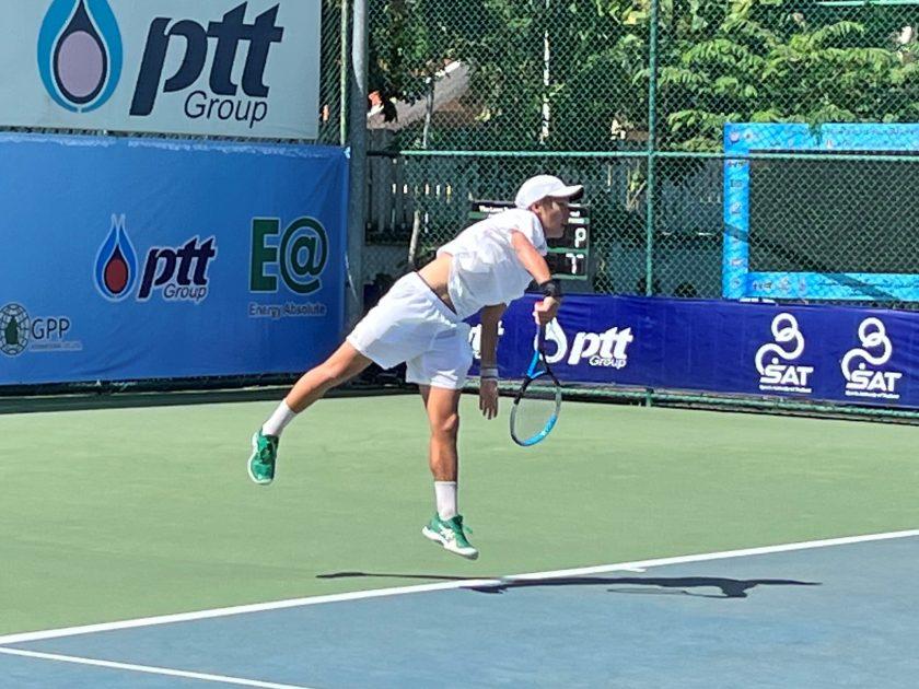 Seahawk Tennis soars at prestigious King's Cup tournament