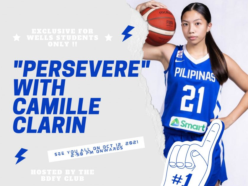 Camille Clarin's Guide to Perseverance